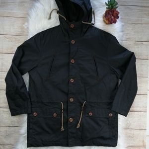 Old Navy Canvas Lined Jacket Size M